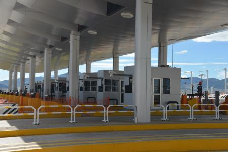 SICE implements the Toll System at the Atizapán - Atlacomulco Highway