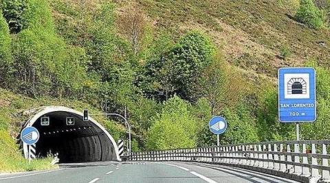 The Provincial Council of Gipuzkoa awards SICE the works of the Reinforcement Project for the lining and adaptation of the facilities of the San Lorentzo-Larre tunnel with direction to San Sebastian (A-15 Highway)