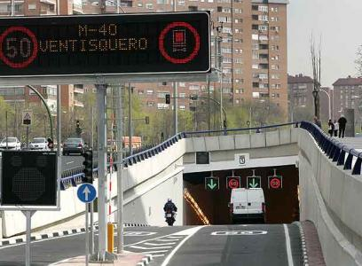 Madrid City Council and SICE launch the safety improvement plan for fourteen tunnels in the capital