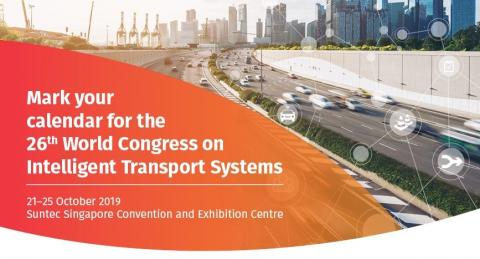 Save the date! SICE at the ITS World Congress 2019, the world's leading transport technology event