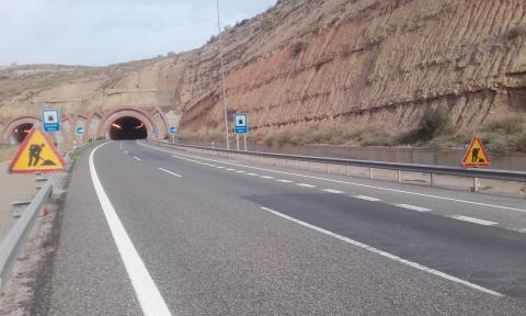 SICE will remodel the San Simón tunnel to adapt it to current regulations