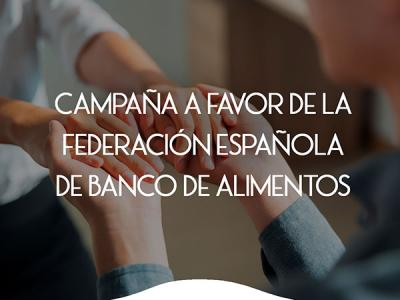 #NOMINASOLIDARIA is a campaign to support the Spanish Food Bank Federation that SICE wishes to collaborate with to guarantee that families have access to food