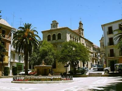 Plaza de Villacarrillo